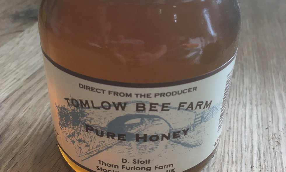 Local Honey 454g