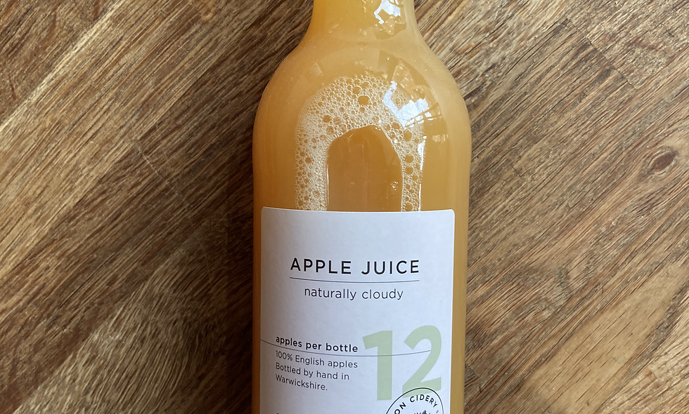 Apple Juice from Napton 750ml