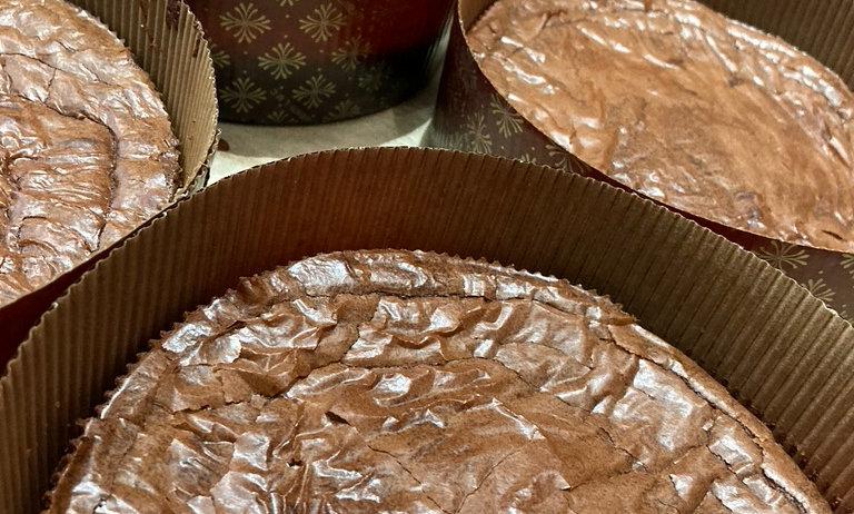 Sharing Brownie