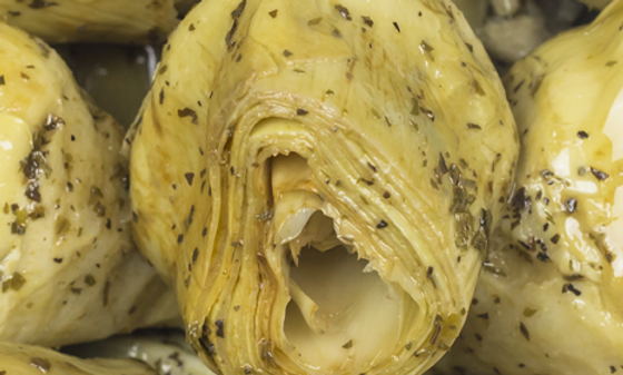 Artichoke Hearts in Oil 100g