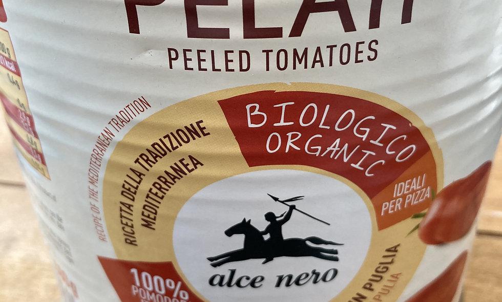 Big Italian Plum Tomatoes Tin 2.5kg