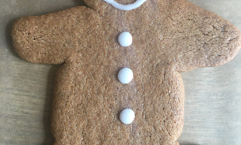Ginger Bread Human