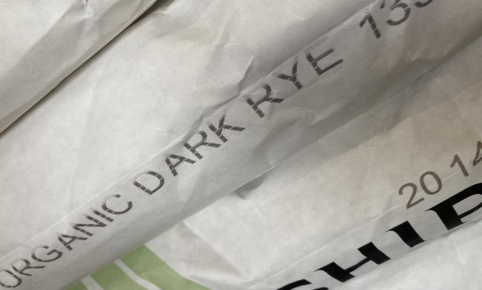 Shipton Mill Dark Rye Flour 1 kg