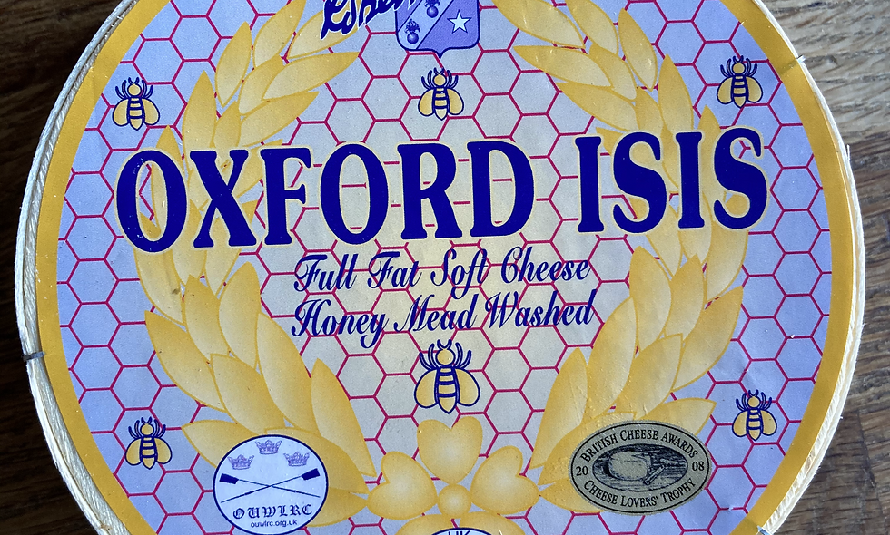 Oxford Isis 200g