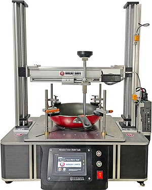 Cookware Abrasion Tester