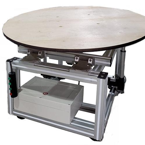 Tilt & Turnable Table (Electronic)