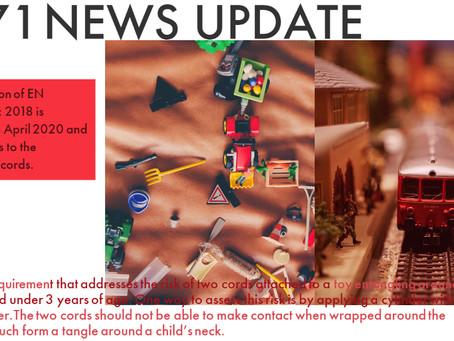 EN-71 News Update!
