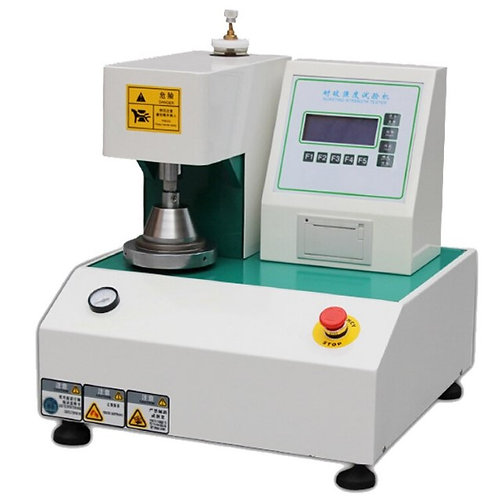 Automatic Bursting Strength Tester