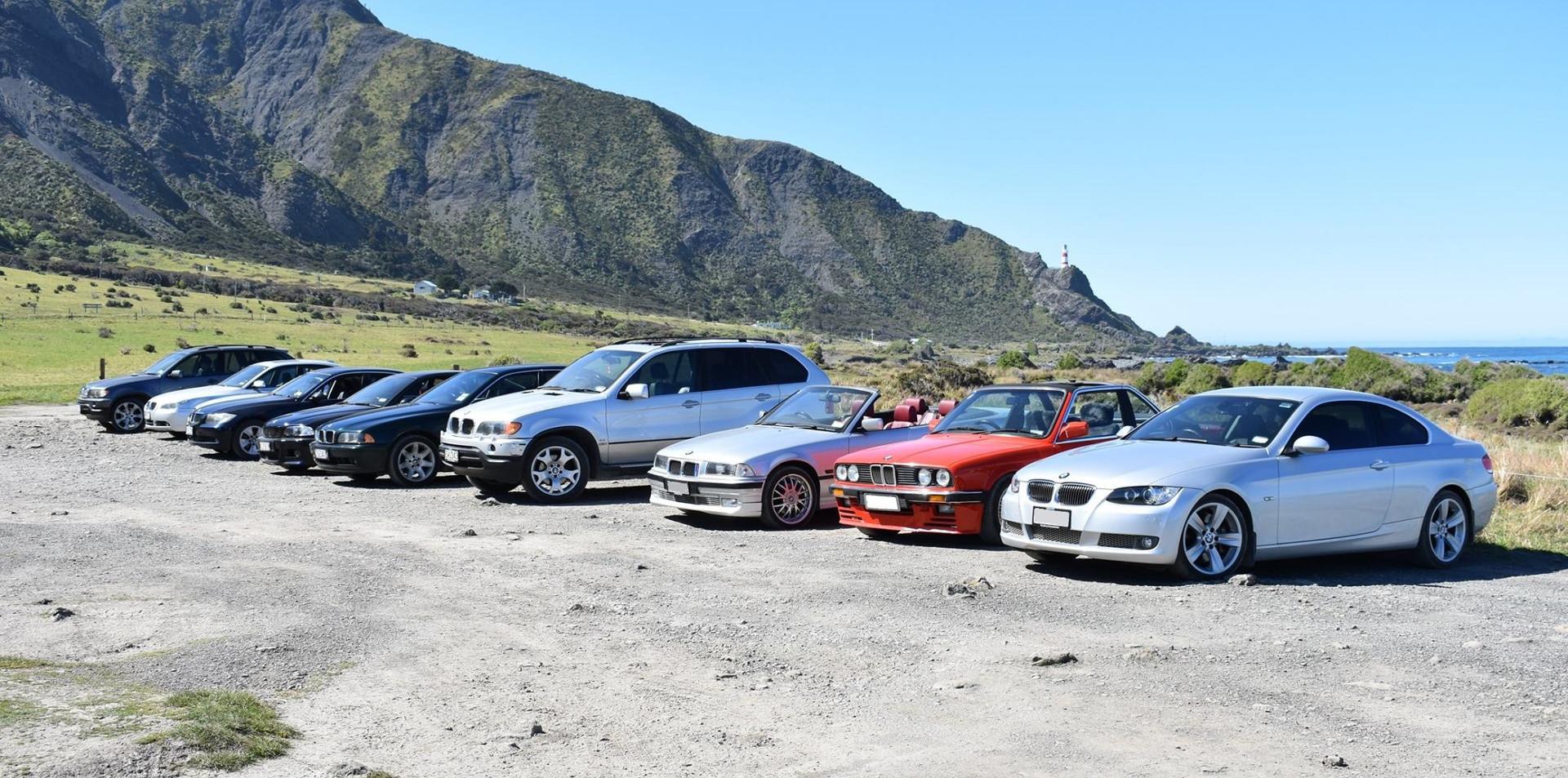 Sep 2018 Cape Palliser Trip
