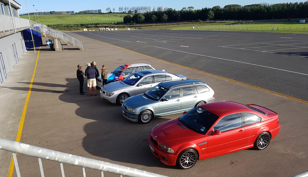 Taupo Driving Academy 2018