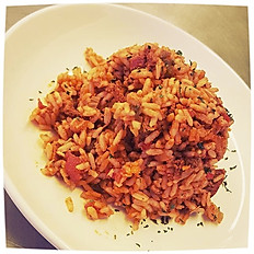 Jambalaya with Chicken Breast and Chicken Andouille Sausage