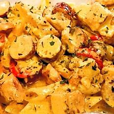 M0001 - Cajun Chicken Pasta