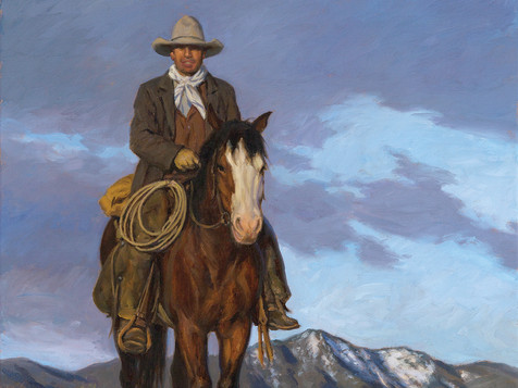 Rather Be A Cowboy