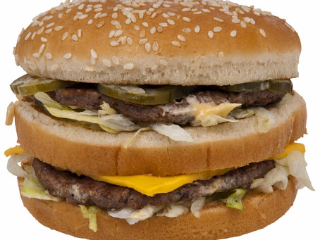You can't eat your Big Mac and then still have it