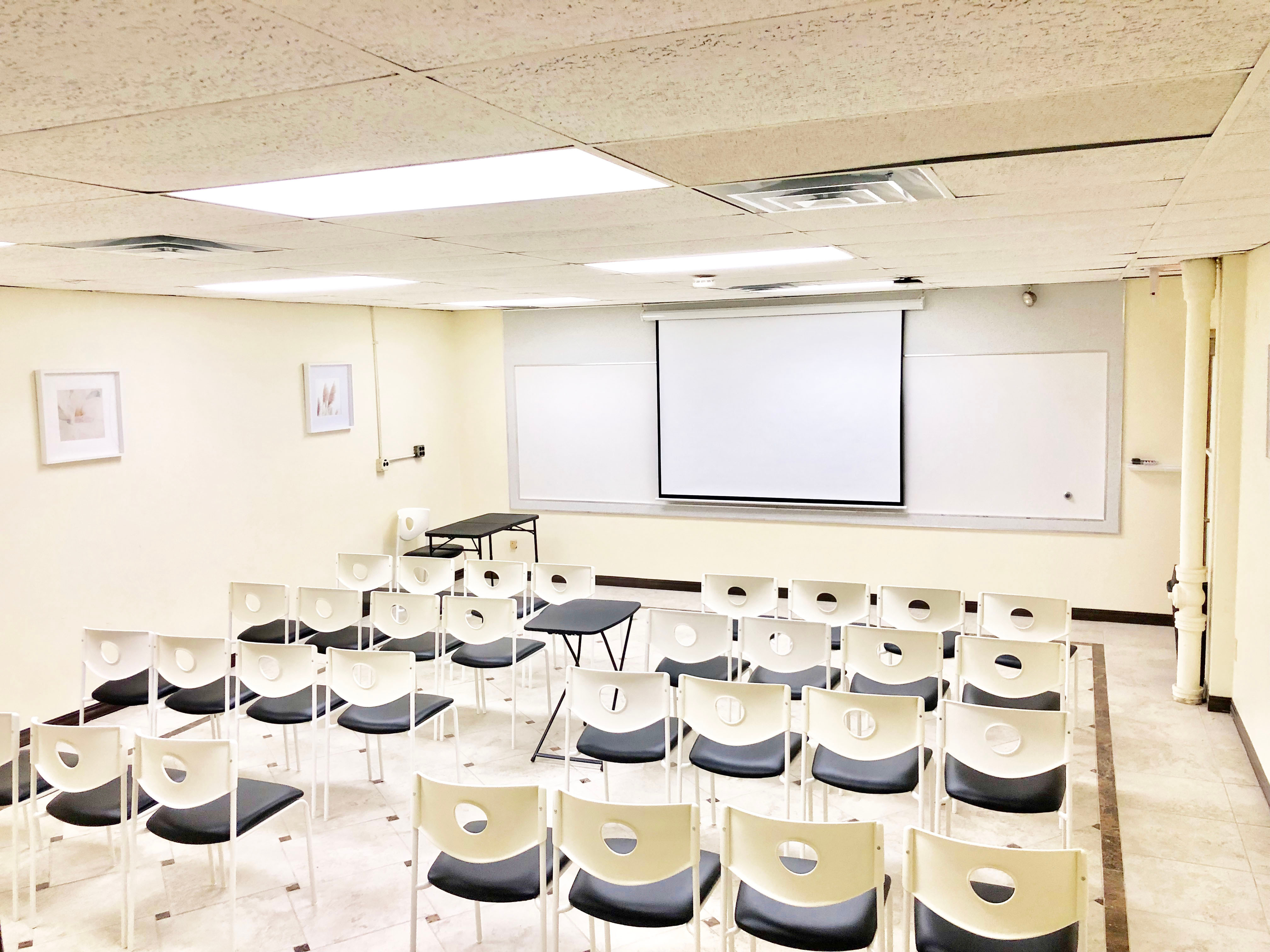 Classroom for 50