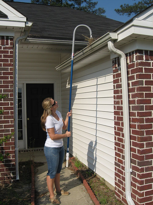 1  Story Bailey Pro Gutter Cleaning Tool