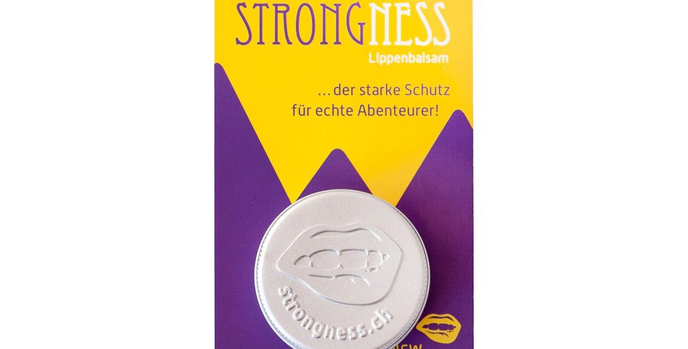 Strongness Lippenbalsam