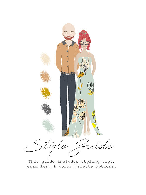 Style Guide + Tips
