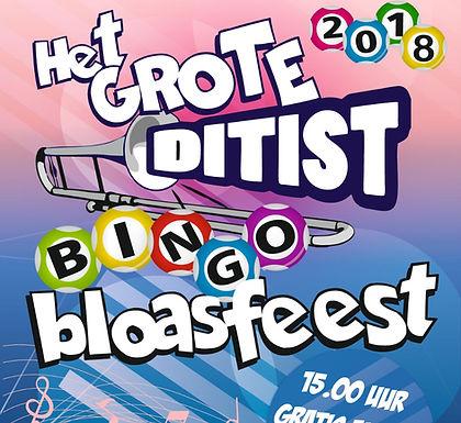 DITIST Bingo Bloasfeest