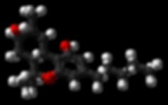 3D Model of THC