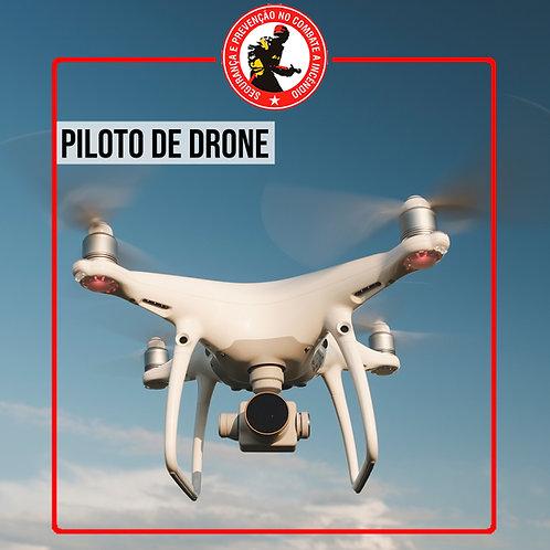 Curso de piloto de drone