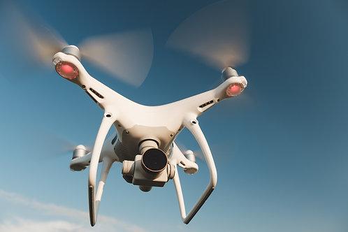 Curso de pilotagem de drone