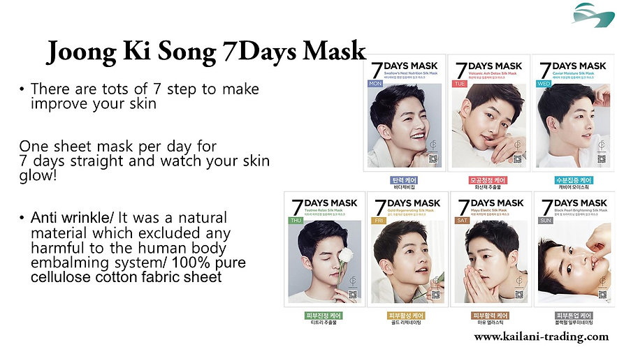 Song Joog Ki Mask Pack