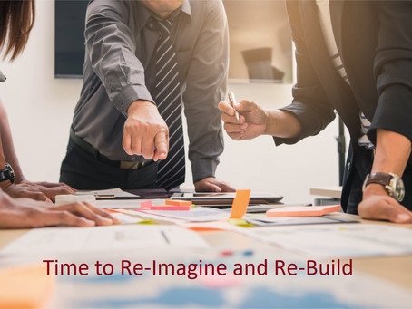 8 Steps to Re-Imagine Your Business