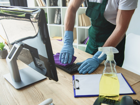 How to Set an Effective COVID Cleaning Schedule