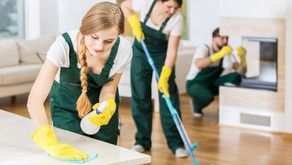 The Differences Between Janitorial Services and Commercial Cleaning