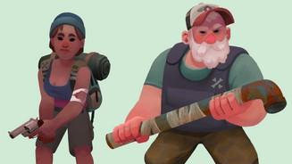 The Postman & The Kid
