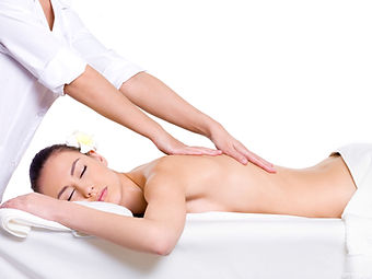 Masajes antiestrés y estética corporal