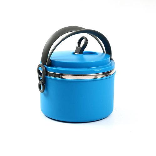 קופסת אוכל/לאנצ בוקס 1.2 ליטר כחול