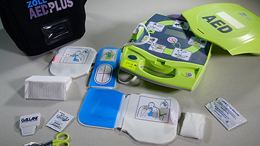 Zoll AED Automated External Defibrillato