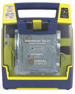 Cardiac Science Powerheart AED G3 Plus d