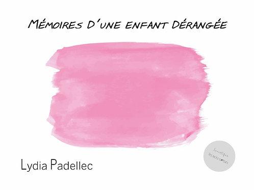 epub MÉMOIRES D'UNE ENFANT DÉRANGÉE