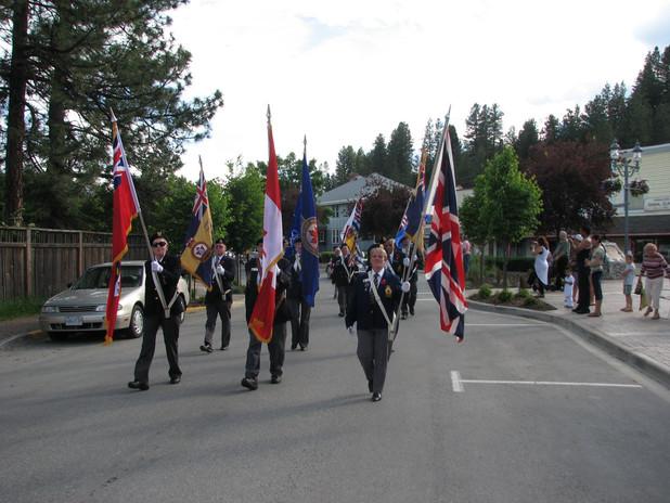 CANADA DAY PARADE 2013