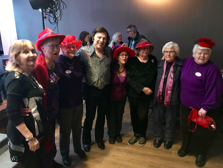 Jason Scott & the Red Hat Ladies