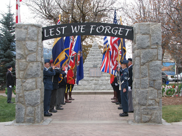 REMEMBRANCE DAY 2012
