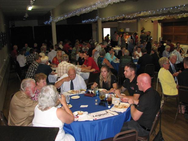 RCMP COMMUNITY DINNER