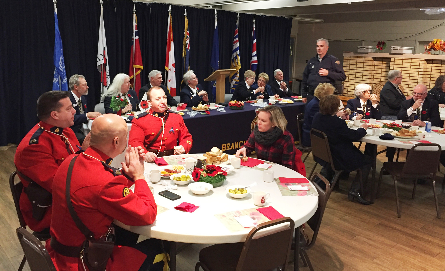 Remembrance Day Lunch