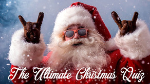 Ultimate Christmas Quiz raises £350 for THT - thank you!