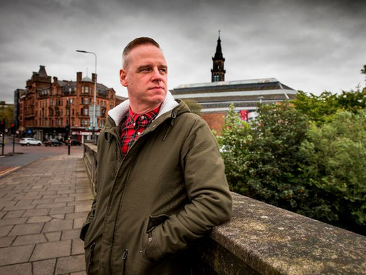 THT Trustee and Clutha survivor Michael Byrne speaks out about trauma