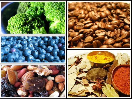 Super foods for boosting your mental health- My top 10 recommendations