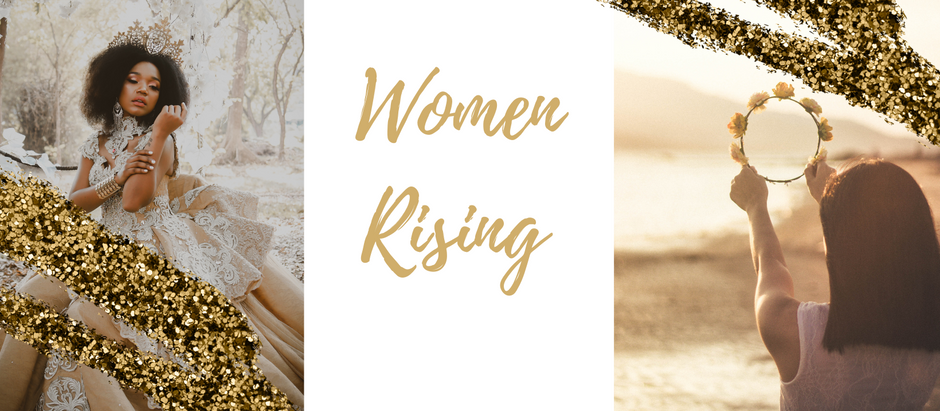 Join  the Women Rising Free Group