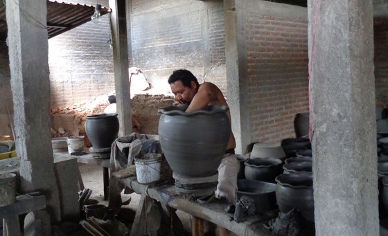 POTTERS OF IXTALTEPEC
