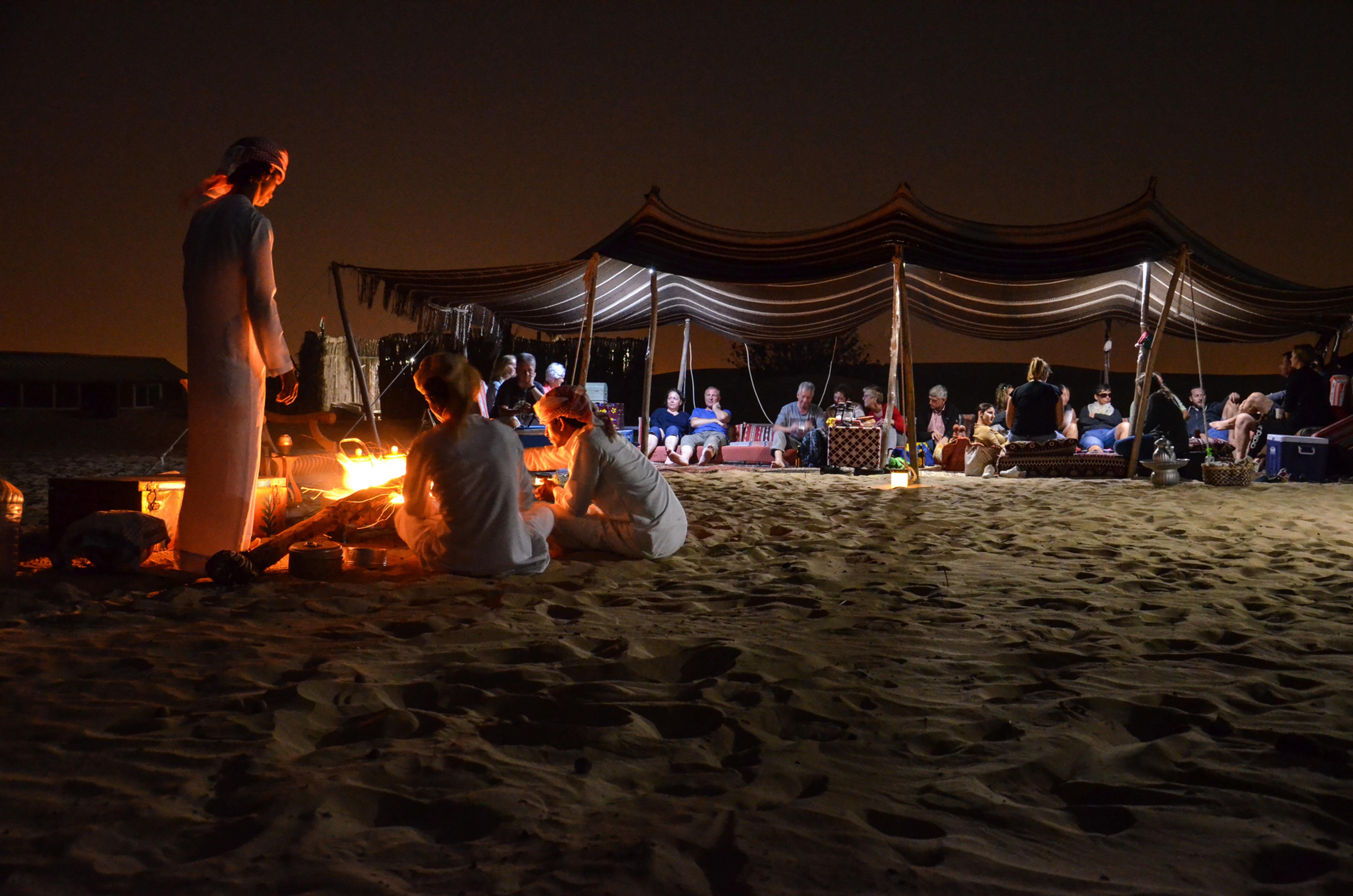 Exclusive Beduin Evening ... 1001nights
