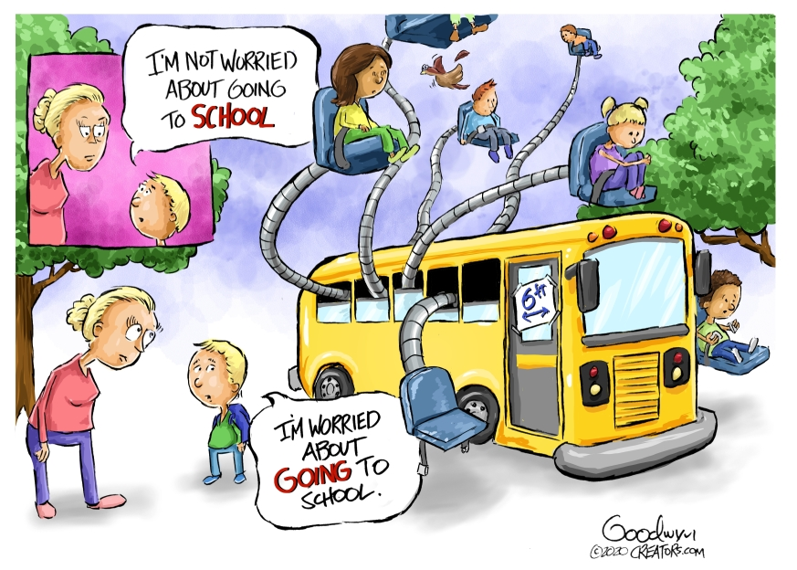 goodwyn Going to School vlr 083120