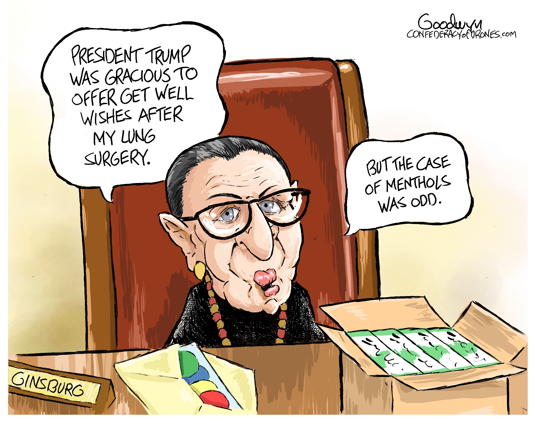 Ginsburg lr 12-27-18