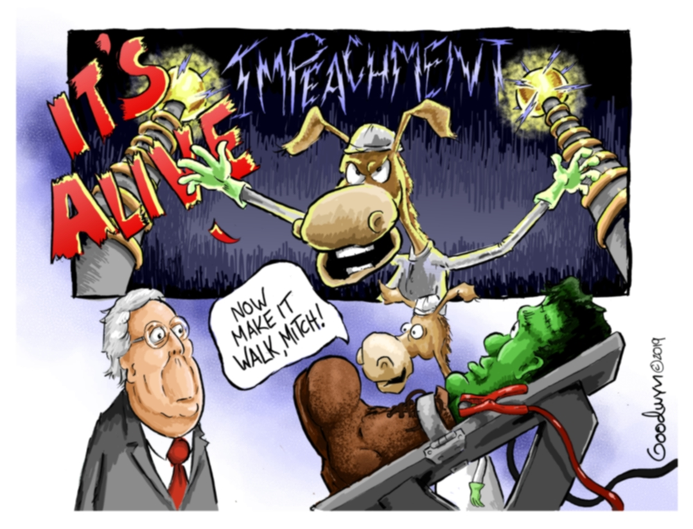 goodwyn Frankensteins Impeachment vlr 12